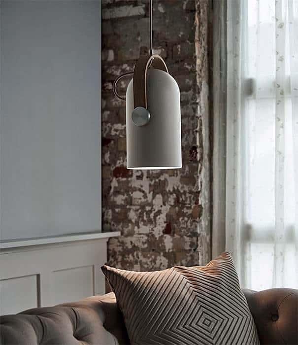 Lampa wisząca Carronade
