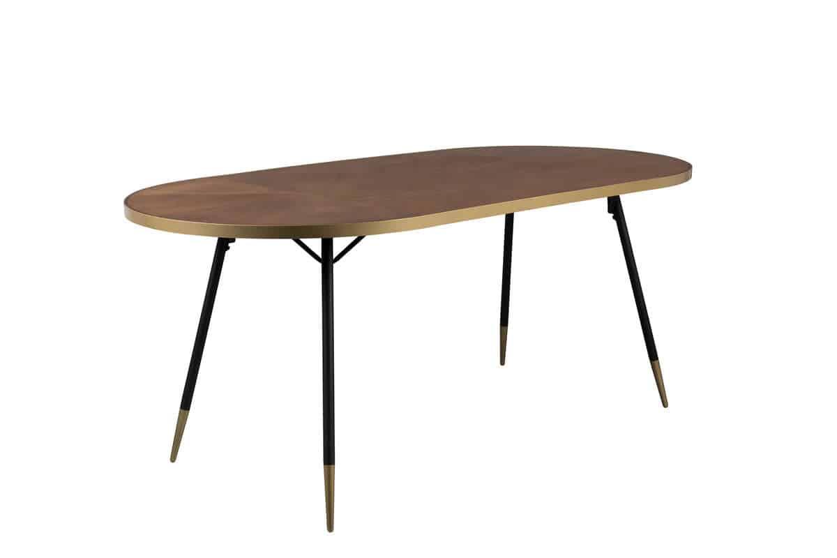 Stół owalny DENISE
