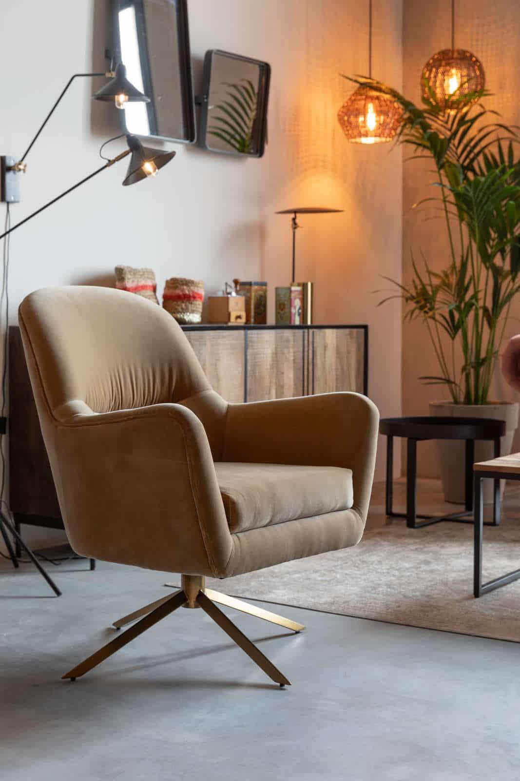 Fotel Robusto lounge