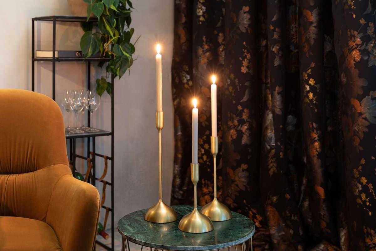 Zestaw świeczników SESTA
