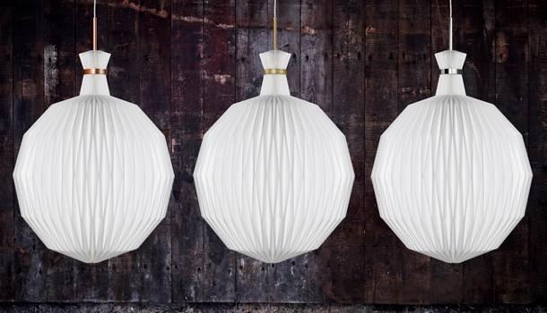 Lampa wisząca Lantern M