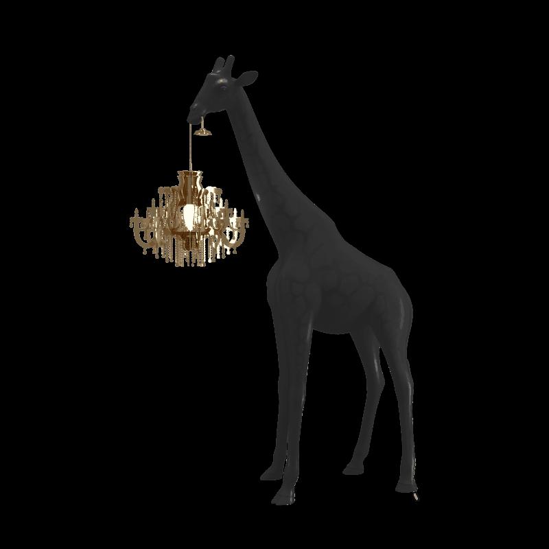Lampa podłogowa Giraffe in love