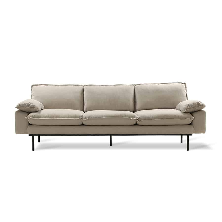 Sofa Retro 3 - osobowa