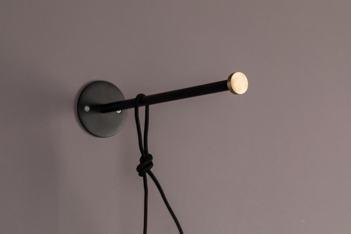 Lampa ścienna BULAN
