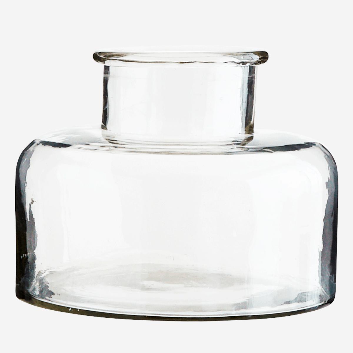 Wazon/ słój szklany 0.1