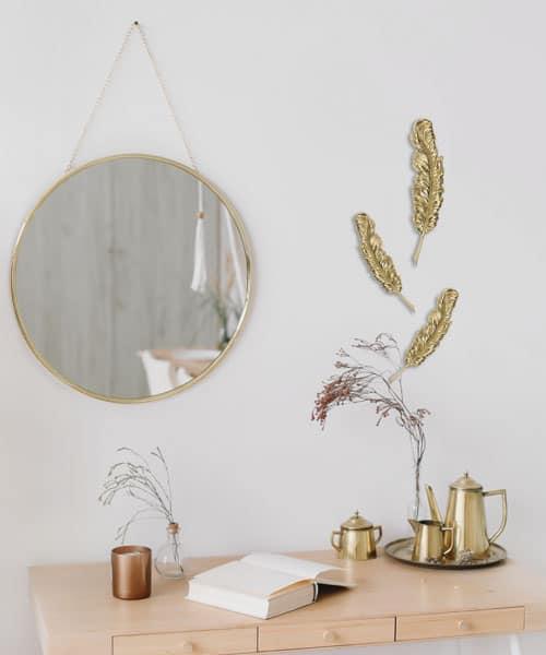 designerskie dodatki do mieszkania