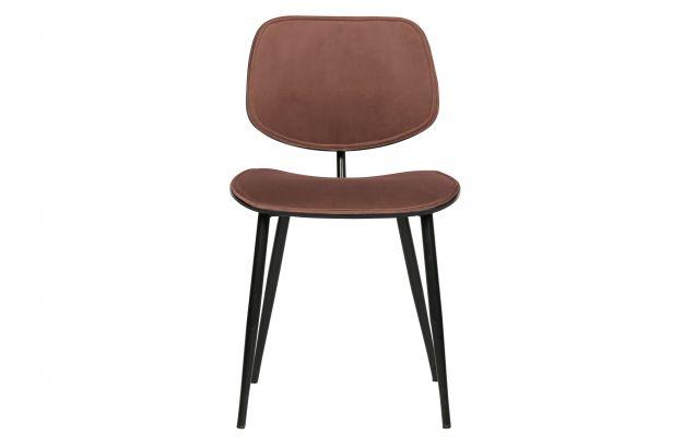 Krzeslo Do Jadalni Jackie Koralowy