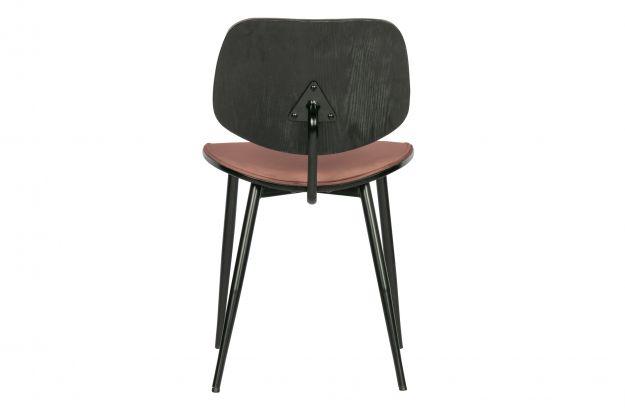 Krzeslo Do Jadalni Jackie Koralowy 4