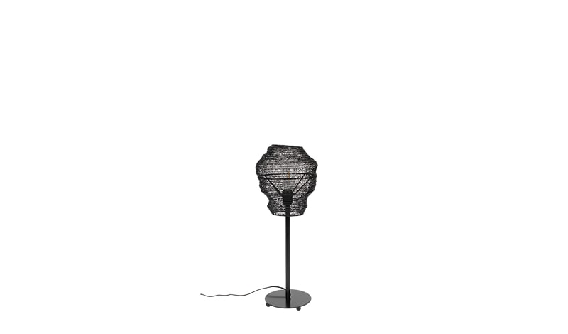 Lena Table Lamp Black