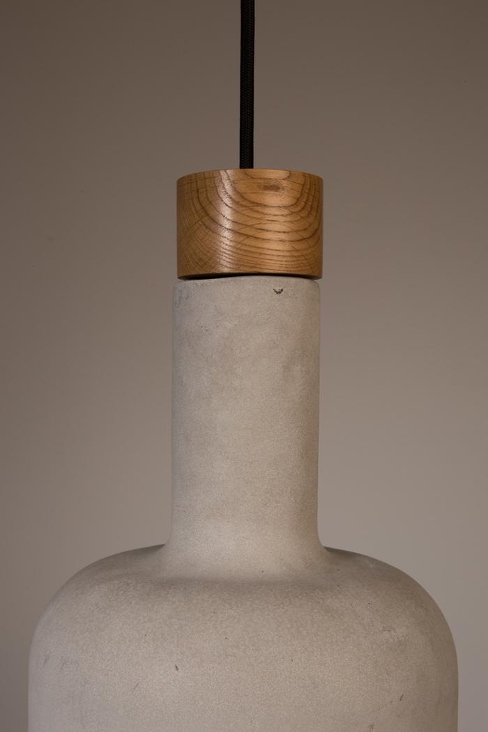 Cradle Bottle Detail 2