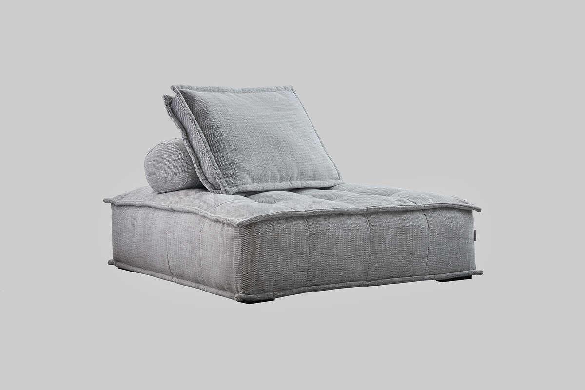 Casper Armchair Grey
