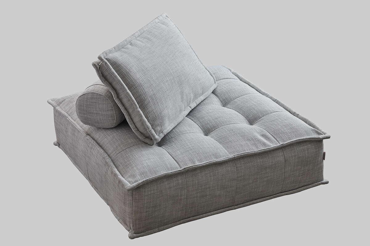 Casper Armchair Grey 1