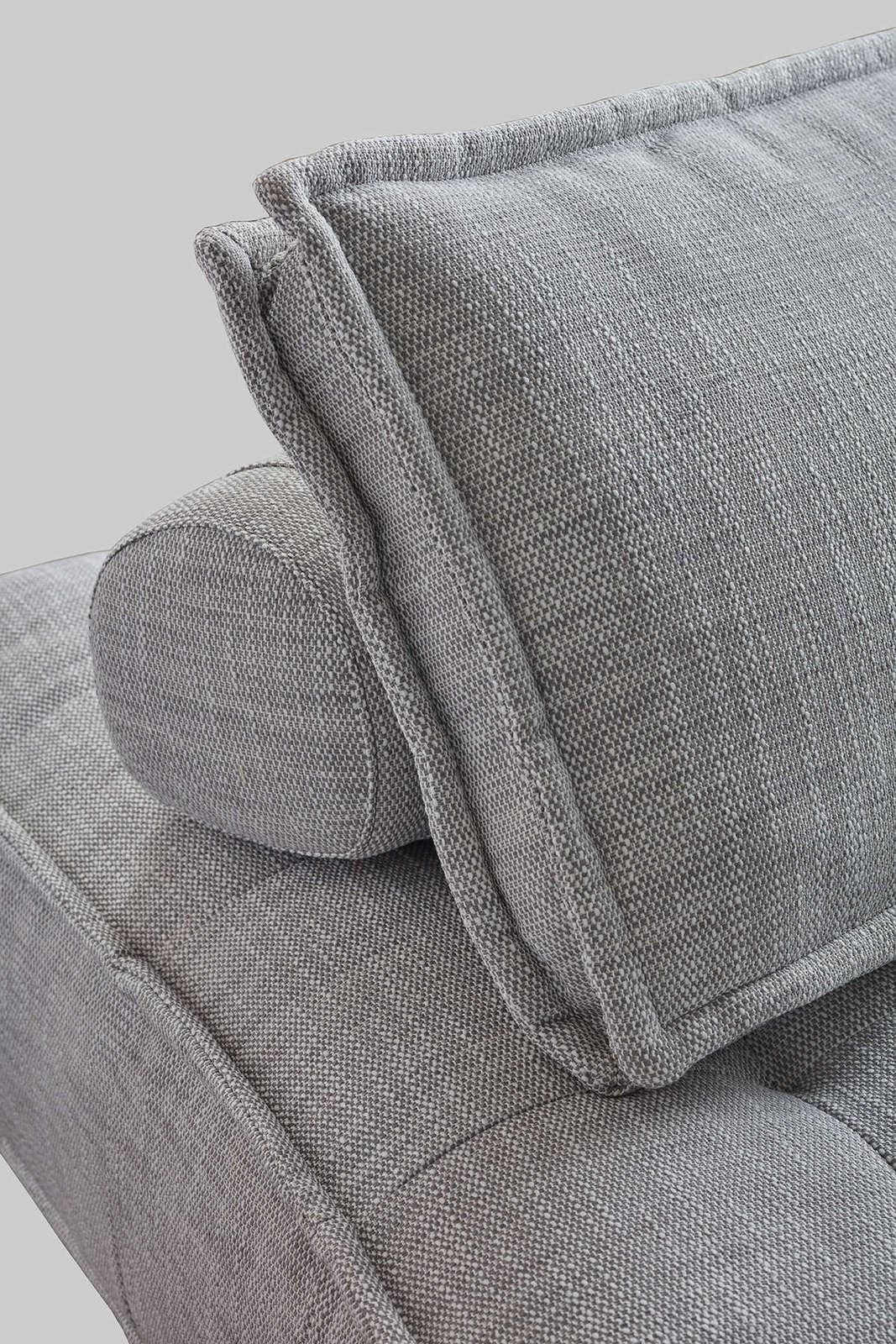 Casper Armchair Grey 2