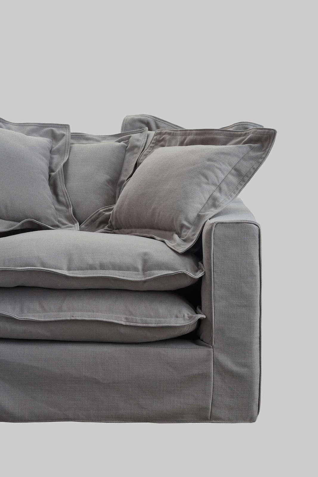 Meike Armchair Grey 3