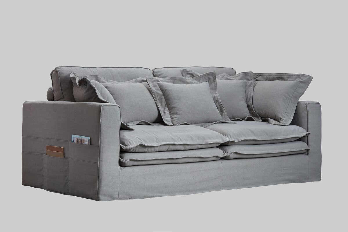 Meike Sofa Grey 1