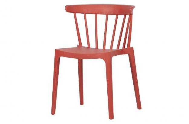 plastikowe krzeslo bliss melon 2