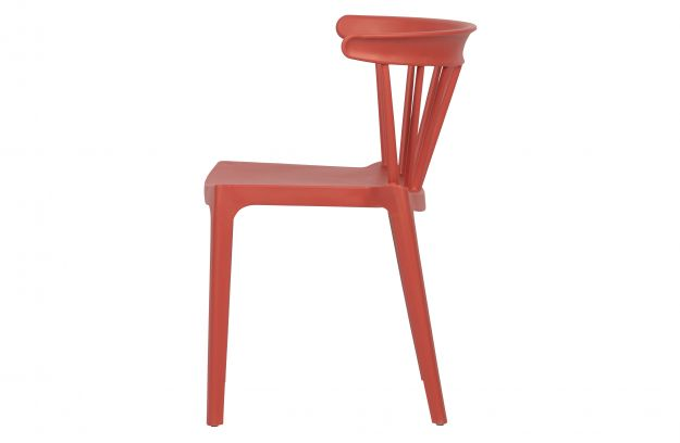 plastikowe krzeslo bliss melon 3