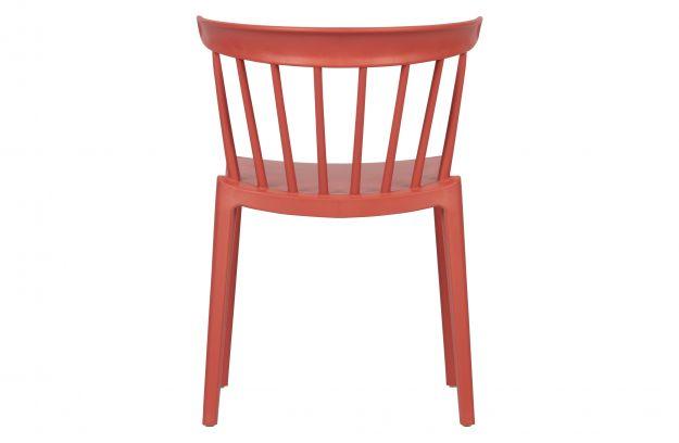 plastikowe krzeslo bliss melon 4