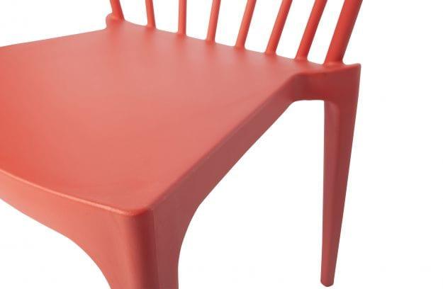plastikowe krzeslo bliss melon 5