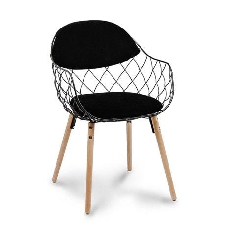 krzeslo oslo czarny 2