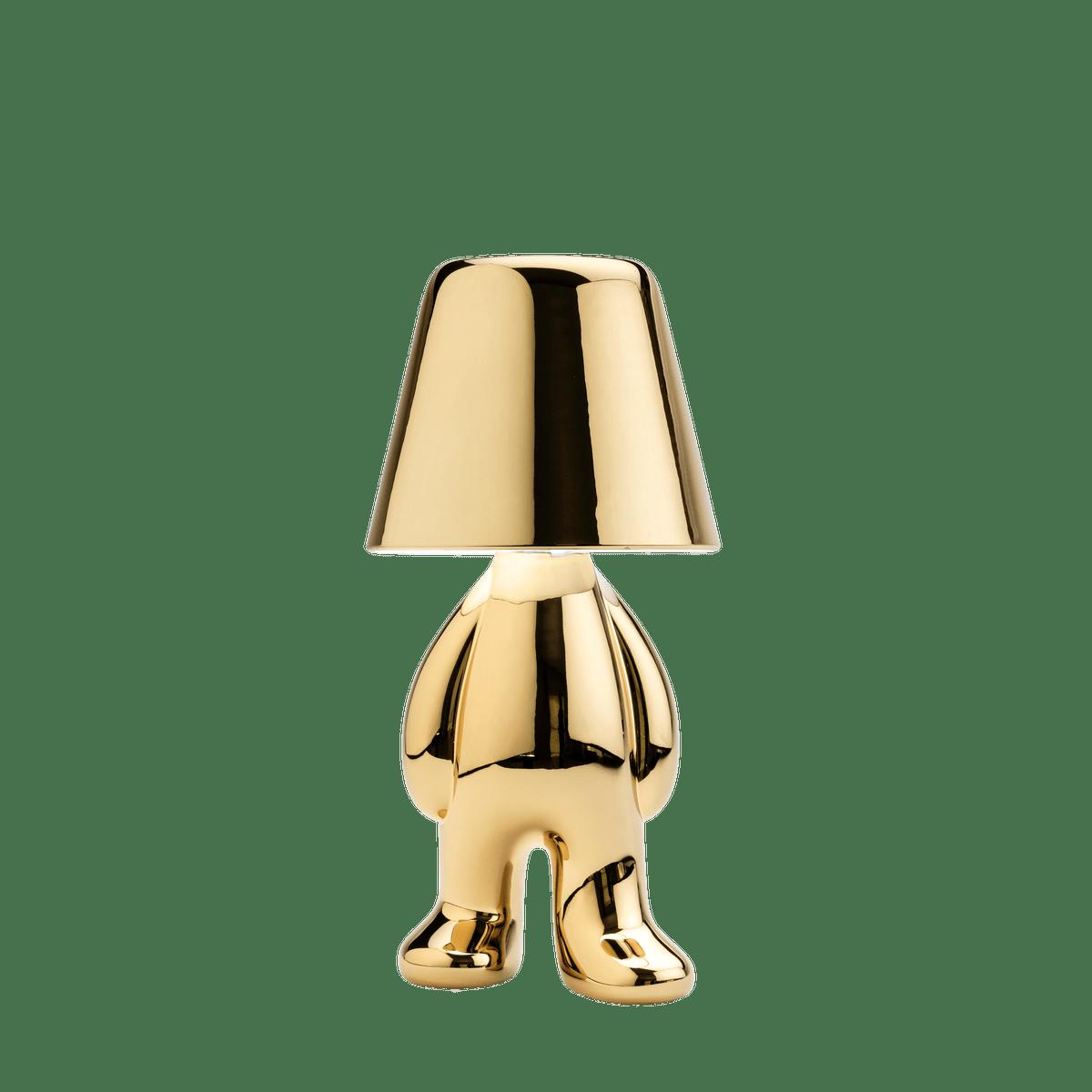 01a qeeboo piero fasanotto michele branca golden brothers tom design stefano giovannoni gold 1