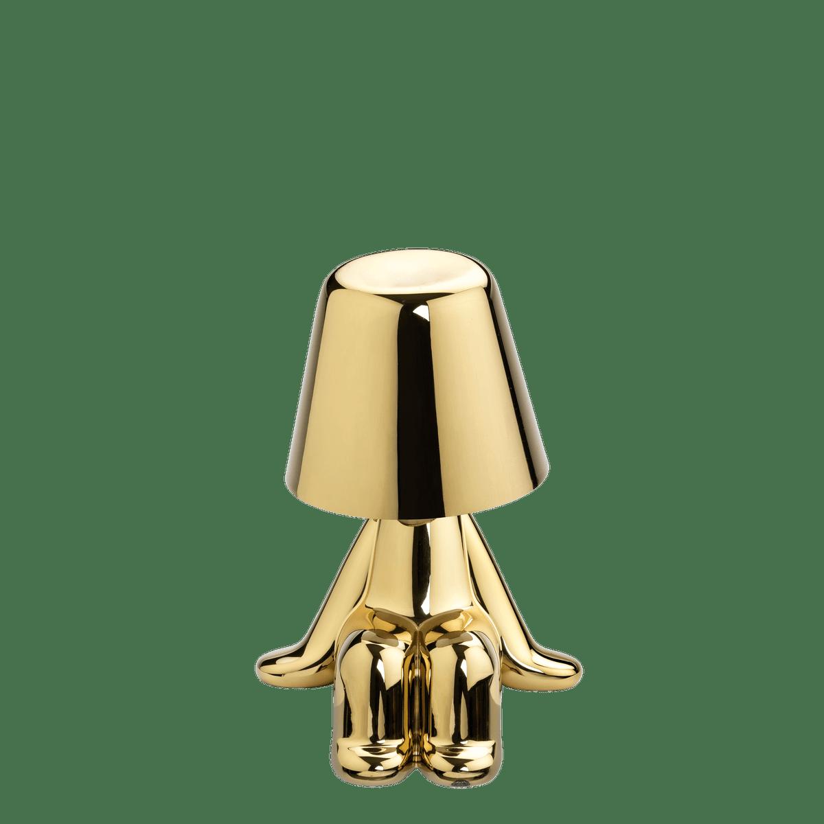 05a qeeboo piero fasanotto michele branca golden brothers sam design stefano giovannoni gold 1